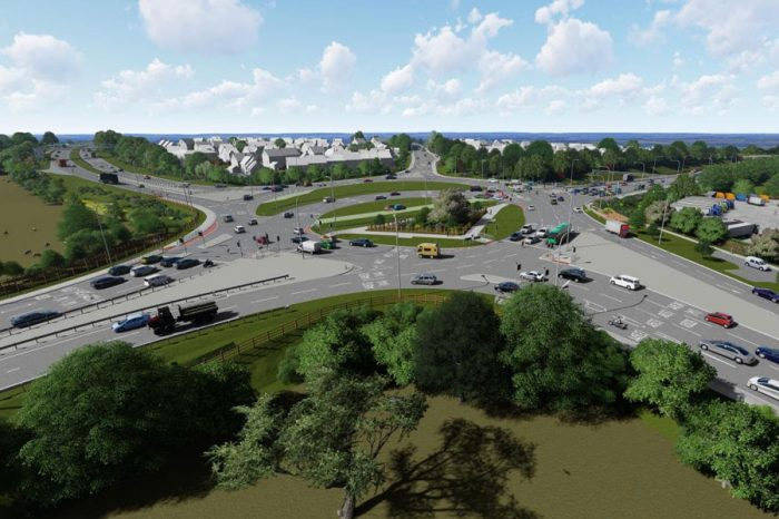 £24m A45 project due to start next week