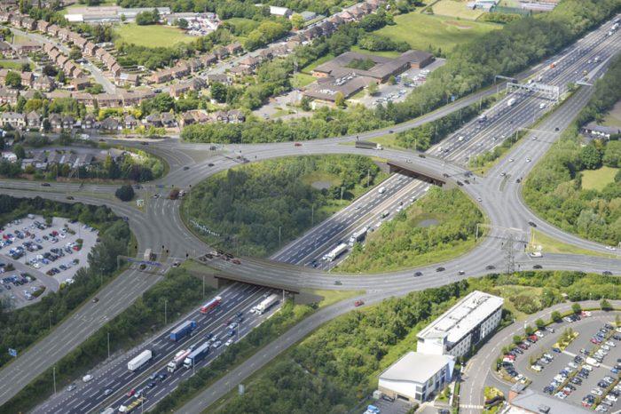 Work to get under way on M6 junction 10 improvements