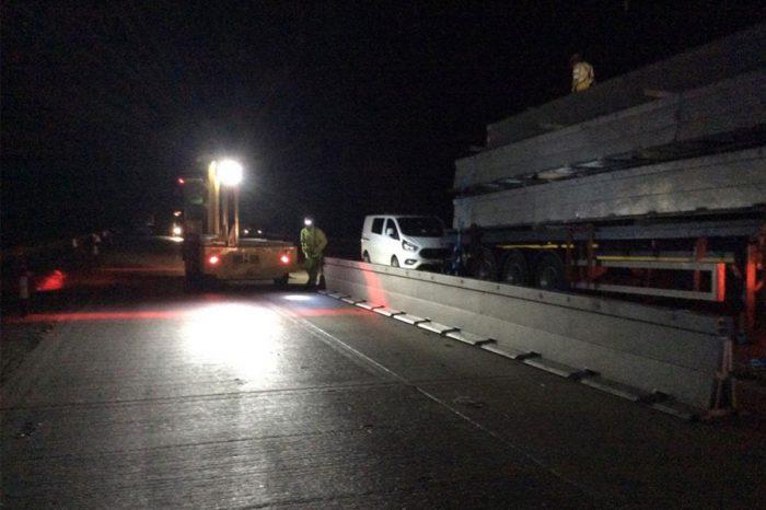 Operation Brock barrier removal complete