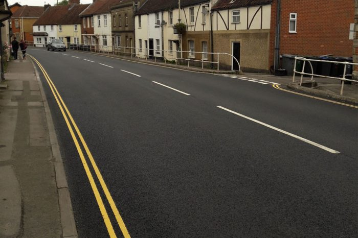 Tarmac | Cutting carbon and costs on Wiltshire's highways