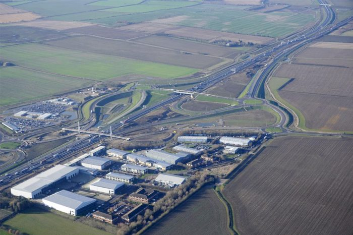 £1.5bn A14 upgrade still expected to be completed despite the Coronavirus pandemic