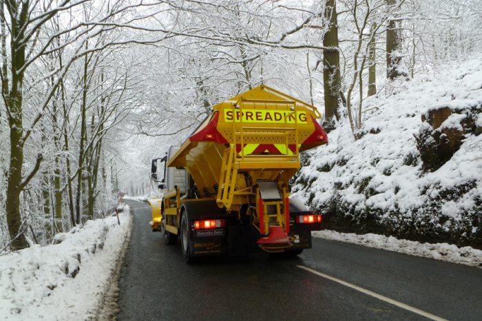 A New Winter Approach   Winter maintenance expertise hits the road