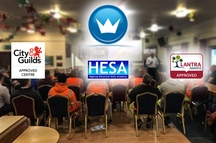 Crown Highways | Crown becomes City & Guilds, HESA and Lantra approved training centre