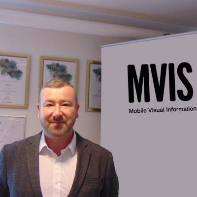 Graeme Lee MVIS Sales Manager