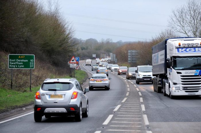 Have your say on A47 Norfolk dualling