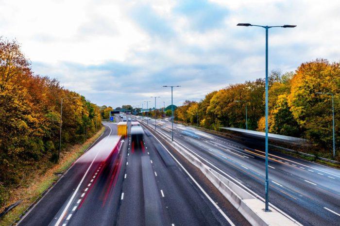 Making light work of street lamp repairs on Highways England network