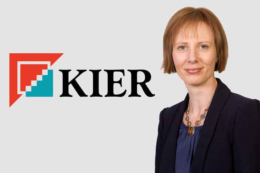 Kier | Nicola Hindle joins Kier as Group Managing Director for Kier Highways