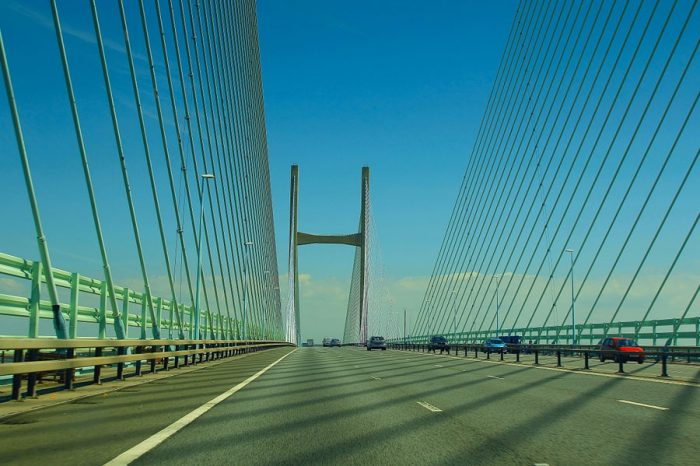 UK Government rejects idea of charging drivers to cross the River Severn on the M4
