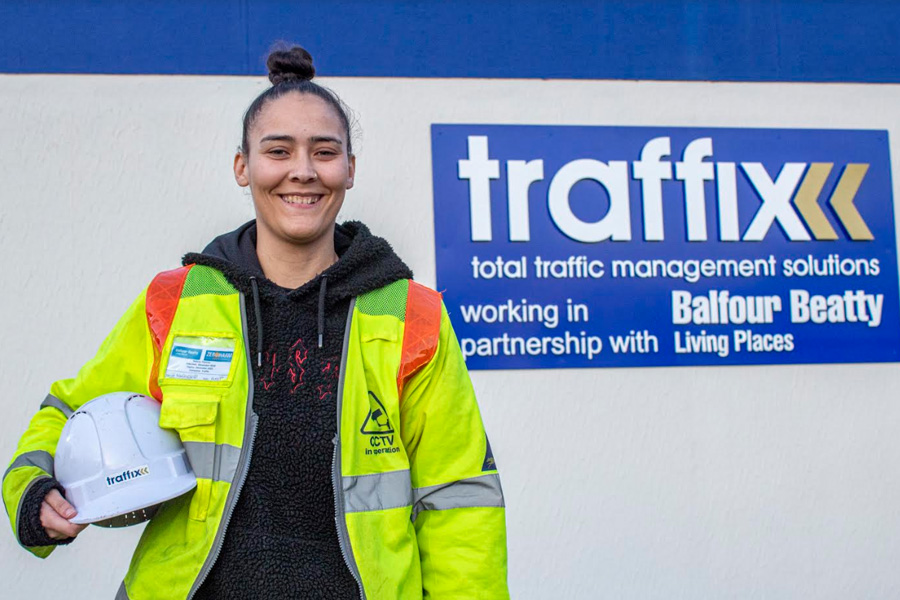 Traffix | Interview with Traffic Management Operative Noleen Thomas
