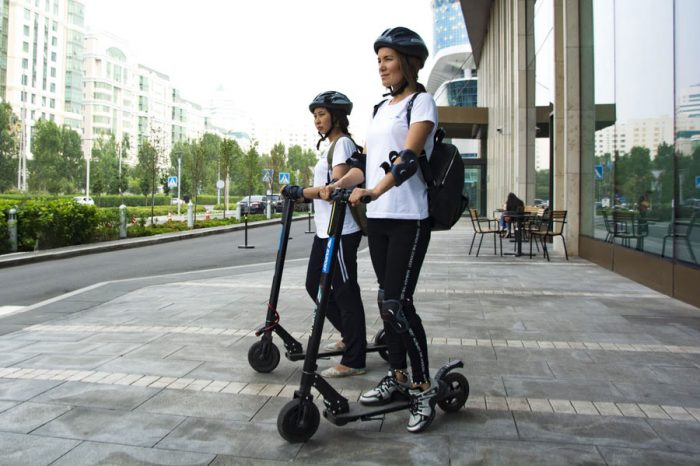DfT announce E-scooters will be allowed on UK roads from today