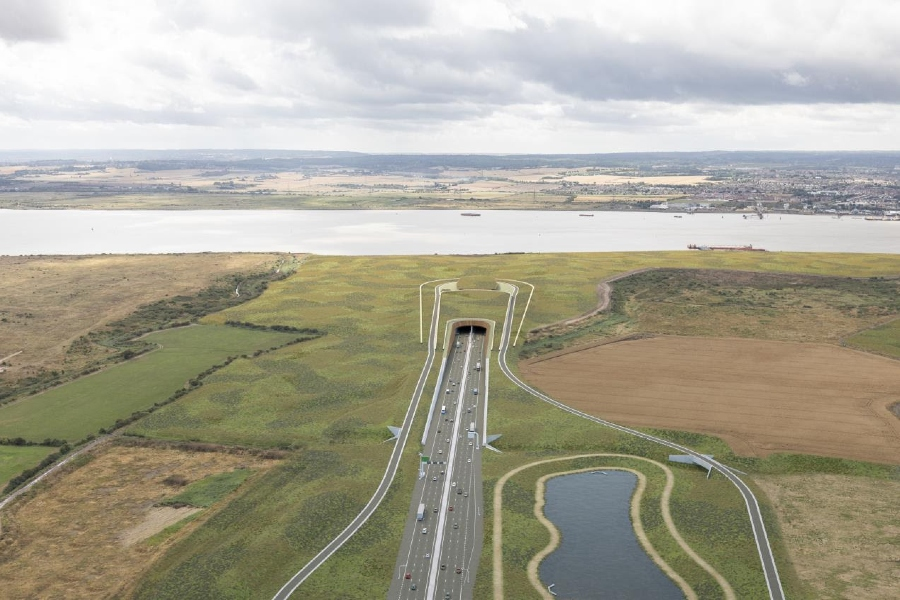 Next stage of Lower Thames Crossing ground investigation work to be delivered by AECOM