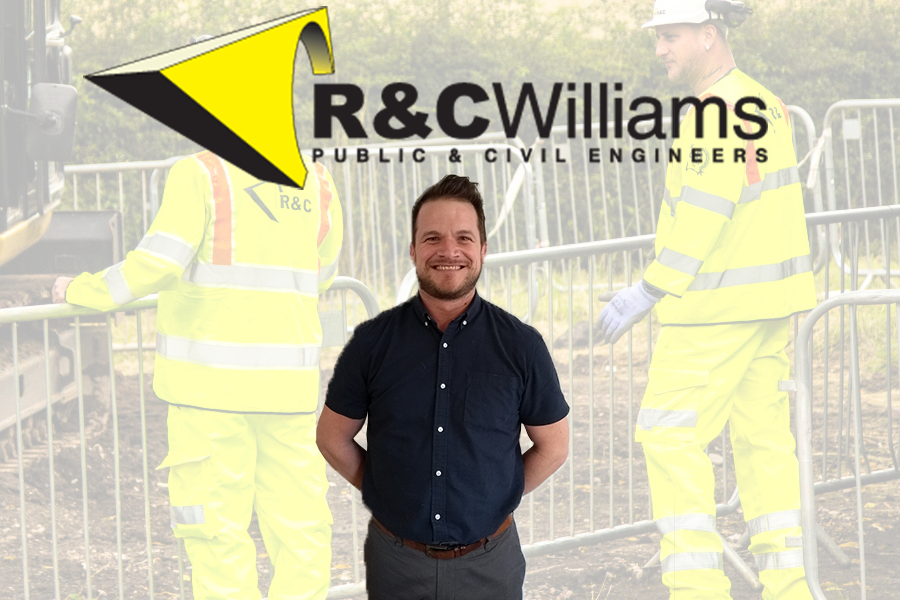 Matt Cain brings considerable experience and expertise to R & C Williams