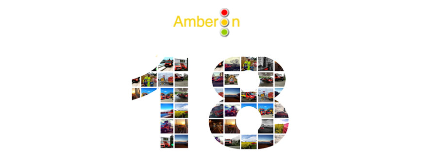 Amberon Traffic Mangement is 18 years old