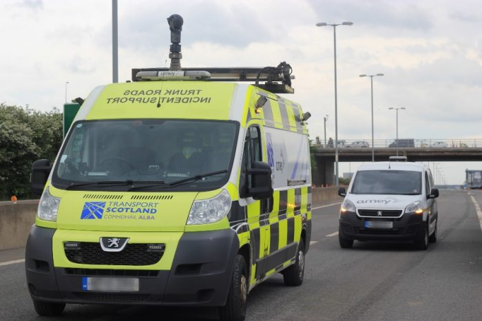 Amey awarded South West strategic highways contract in Scotland