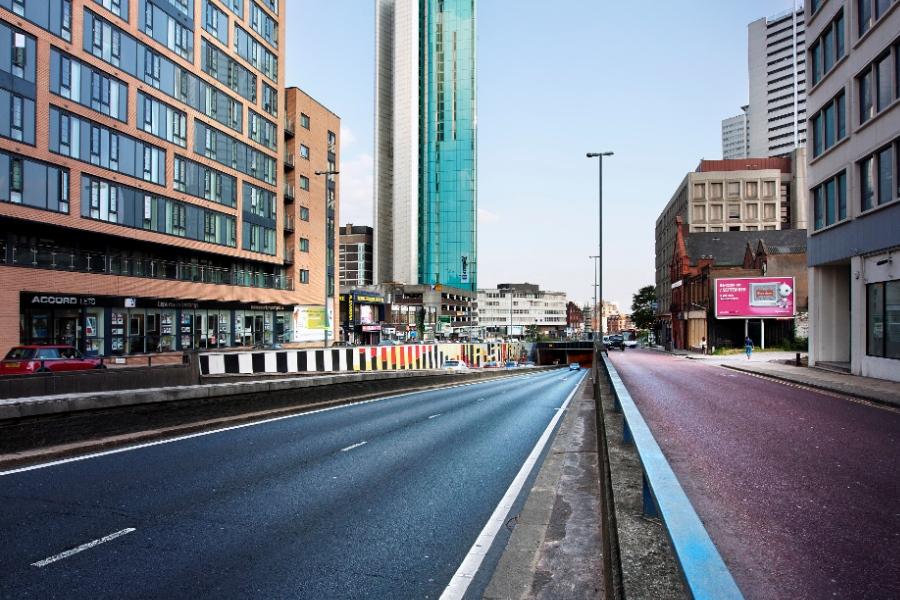 Kier | Kier Highways mobilises Birmingham roads contract