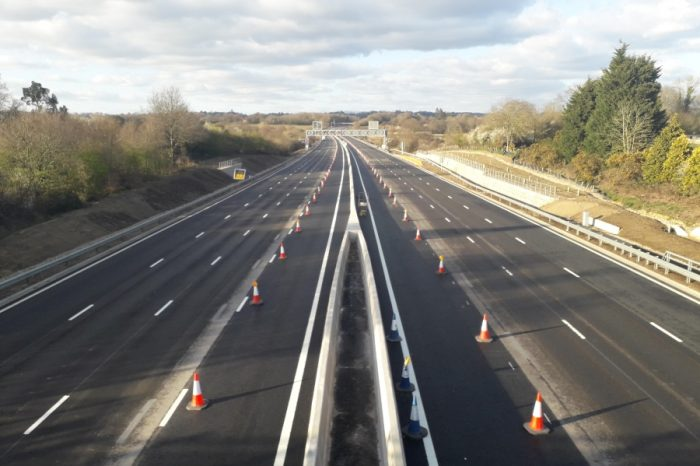 Kier | Kier Highways reaches major milestones on M20 and M23 projects