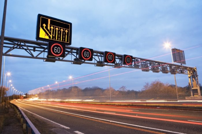 Part of M4 to be closed this weekend as £848m smart motorway upgrade work continues