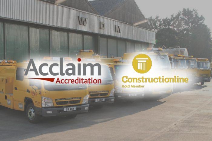 WDM Ltd | Setting New Standards