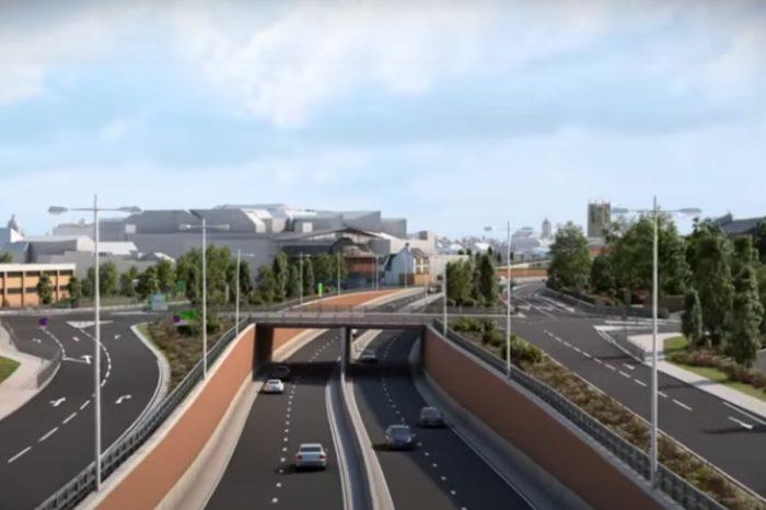DfT approve £355m A63 Castle Street improvement scheme