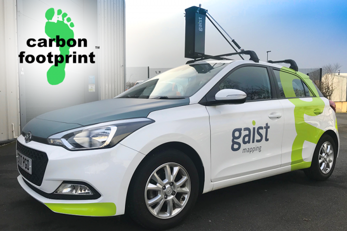 Gaist | Adopting reduced emissions approach to meet local authority needs