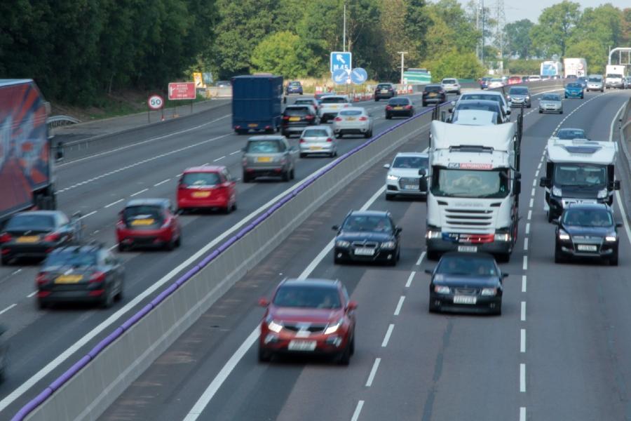 Full weekend M1 road closure planned near Milton Keynes