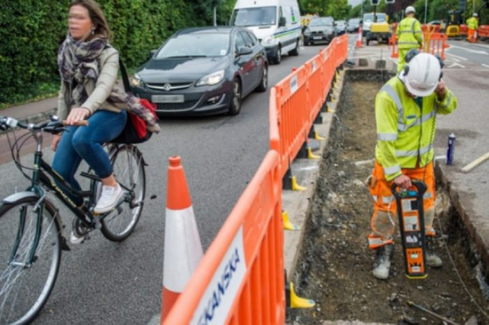 Roads contractors told to halve accident rates