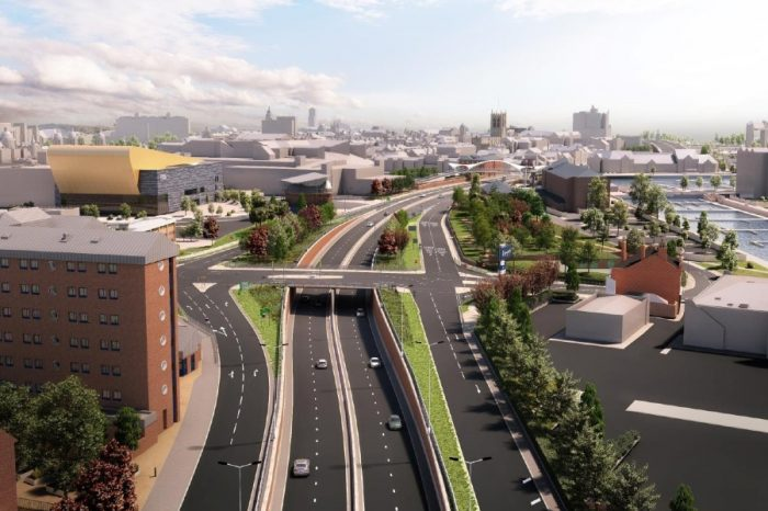 Major £355m Hull upgrade to create more public open space