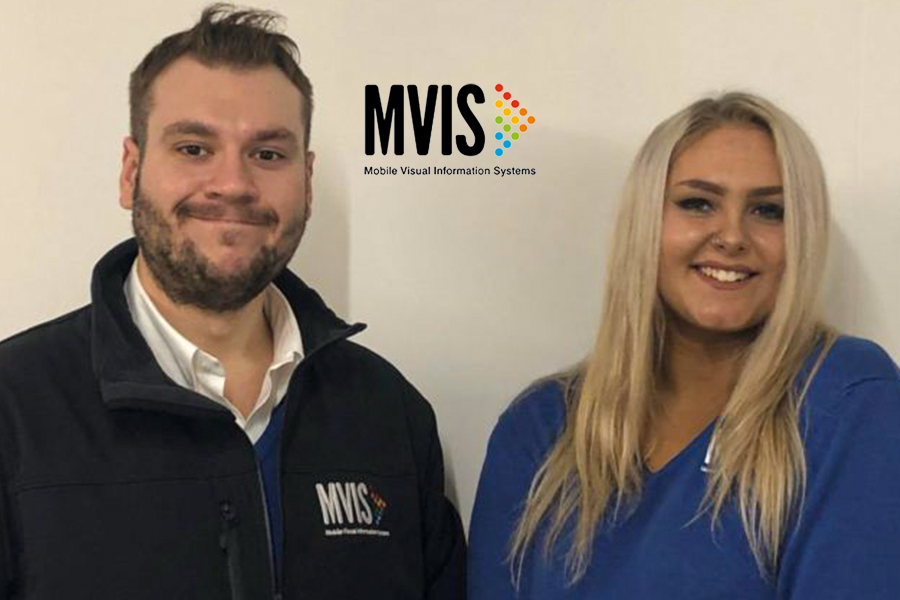 Sean and Tillie of MVIS
