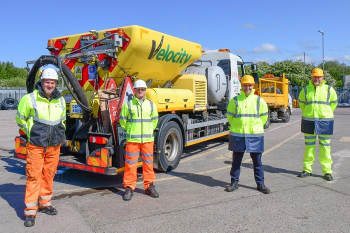 Velocity | Velocity help local authorities keep key workers moving