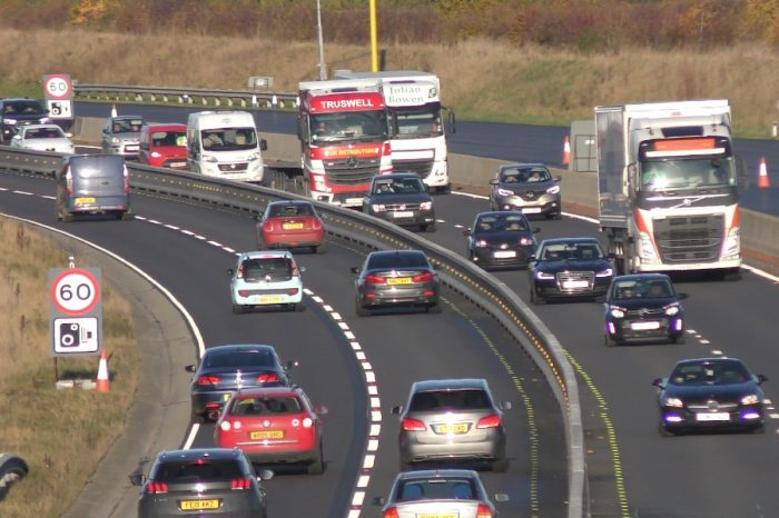 Industry rises to the challenge - 60mph in roadworks