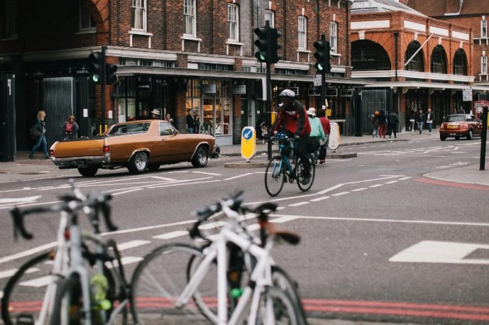 Tension eased between motorists and cyclists following lockdown