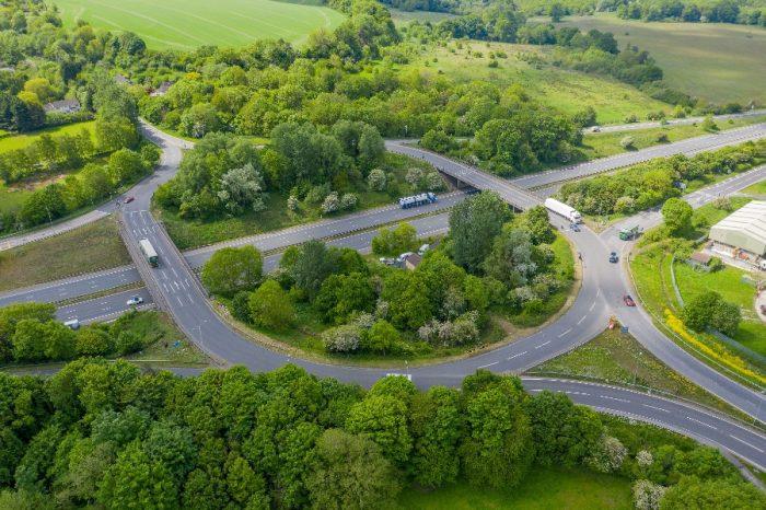 Highways England unveils plans for congestion-busting scheme near Swindon
