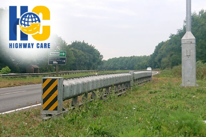 Highway Care | Highway Care launch urban focused crash cushion line