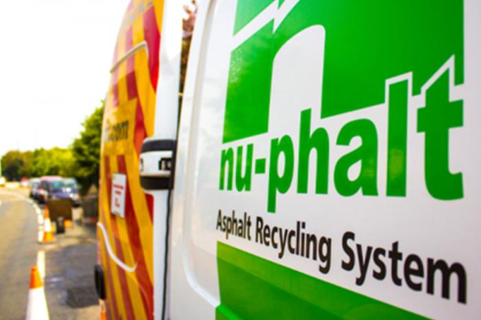 Nu-phalt™   Delivering Durophalt for the preservation of UK roads