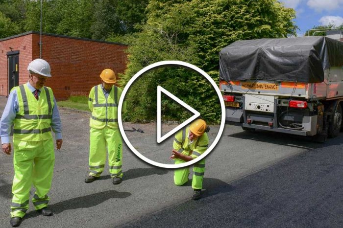 Velocity | Velocity extend the life of local roads network with preservative treatment