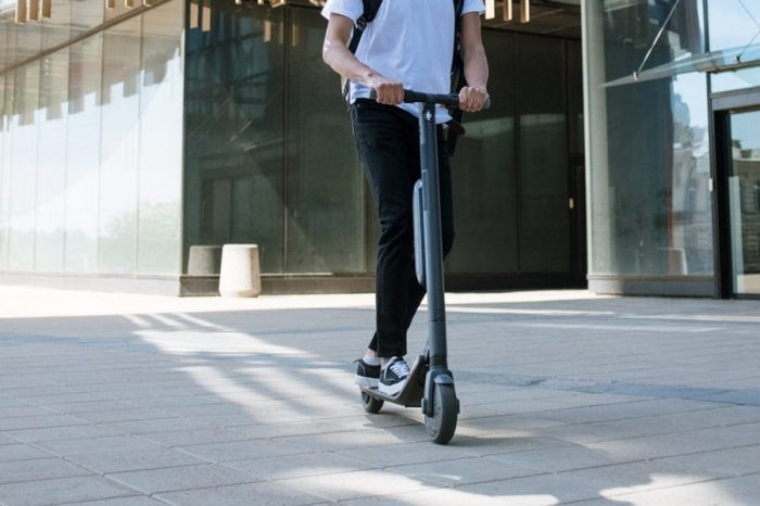 Campaign launched to allow e-scooters to be used on public roads