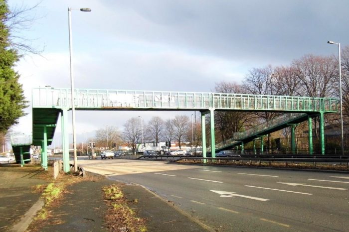 Beatles-era footbridge could soon be replaced