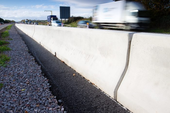 Hardstaff Barriers | Popular road safety barrier is redeveloped