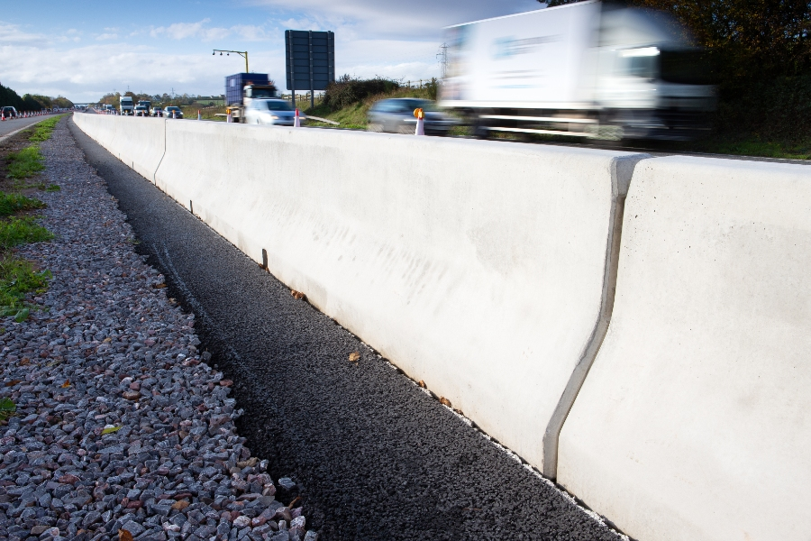 Hardstaff Barriers | Popular road safety barrier is redeveloped