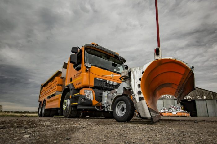 Government funds 93 new gritters as it bolsters transport network for winter