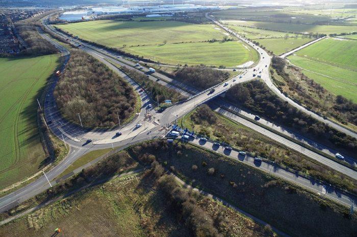 £51m A19 upgrade work starts 6 months ahead of schedule