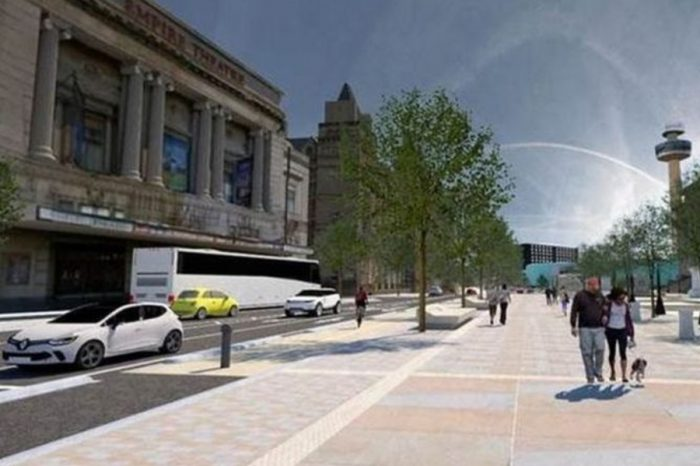 Lime Street upgrade work underway as part of £47m project