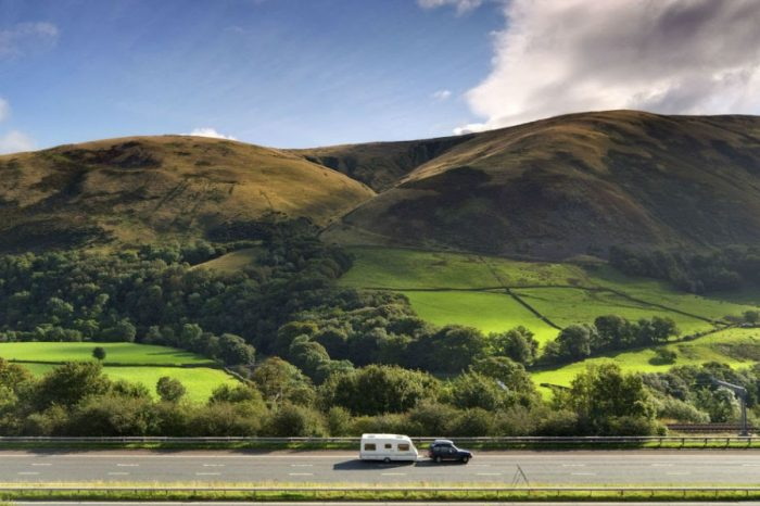 Talking the high road as Cumbria's scenic M6 reaches 50