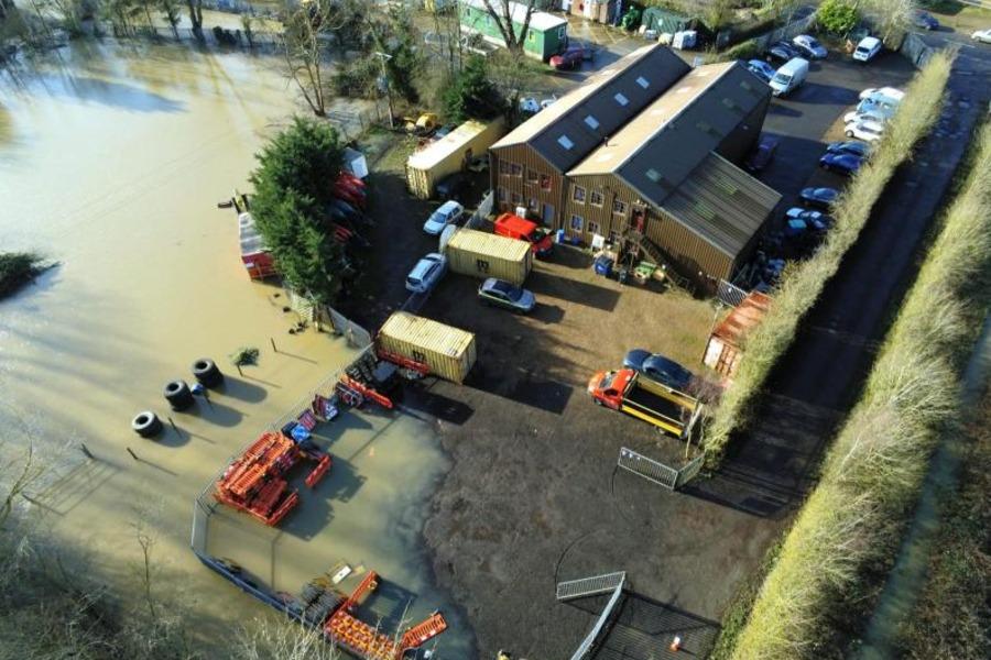 Amberon TM | Key strategic depot re-opens its doors in 2021