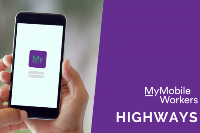 MyMobileWorkers | Why do highways companies choose MyMobileWorkers?