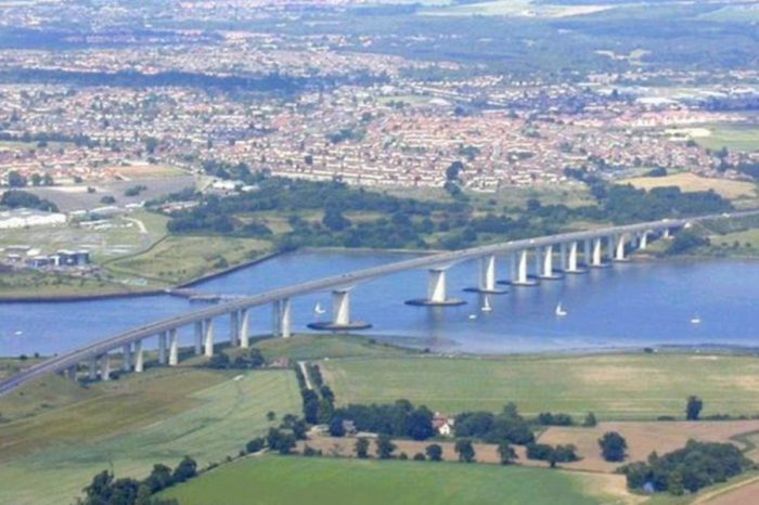 Orwell Bridge temporary speed limit work set to begin