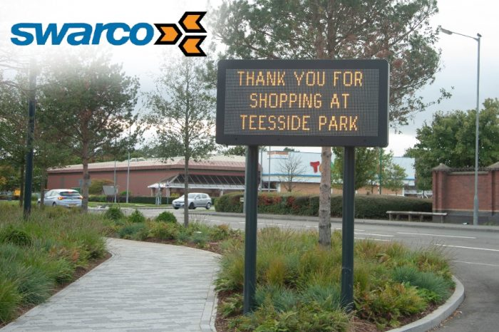 SWARCO | SWARCO Traffic delivers complete parking solution for Teesside Park redevelopment