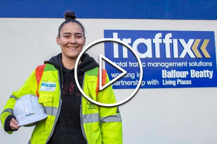 Traffix   Breaking the mould: Life as a female Traffic Management Operative