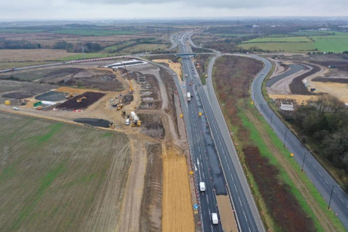 Major upgrade on key North East route progressing to next stage