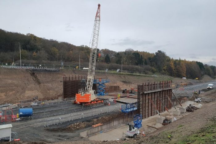 Bridge building to begin as Trans-Pennine upgrade scales new heights